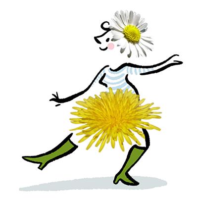 Blumenmädchen 2